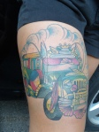 Jeepney Tattoo