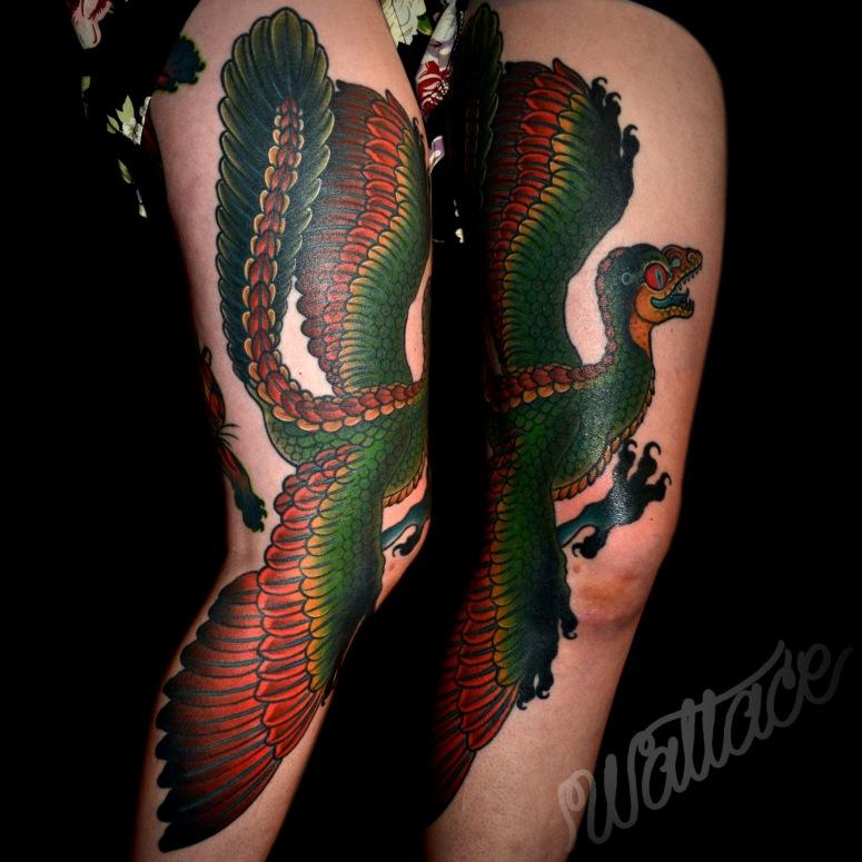 z Archaeopteryx Tattoo